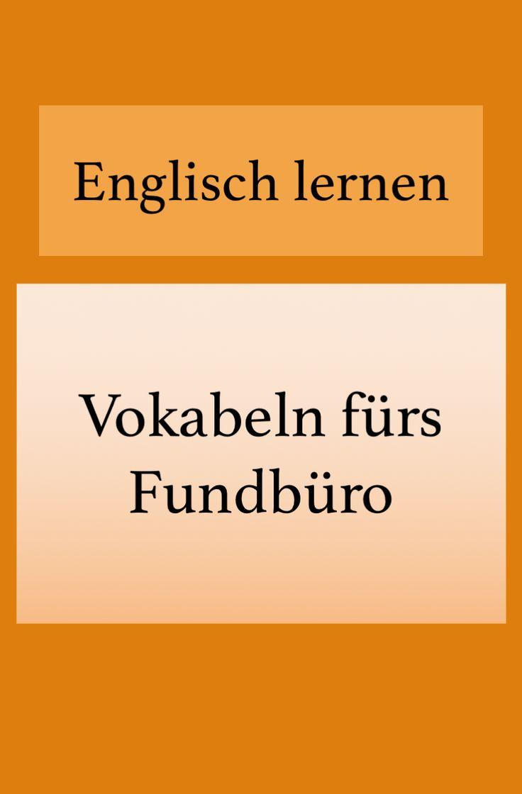 Verloren Englisch