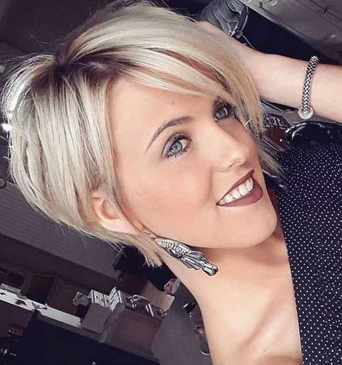 Chic Hairstyles and Cuts for Older Ladies | Short Hairstyles & Haircuts 2017