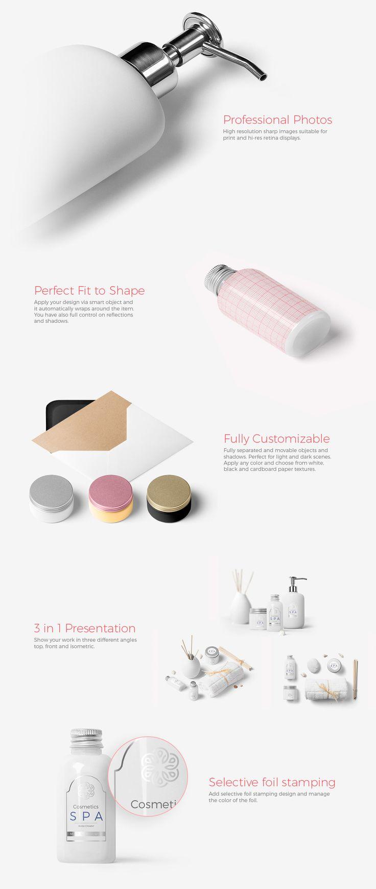 Cosmetics Mockup Creator