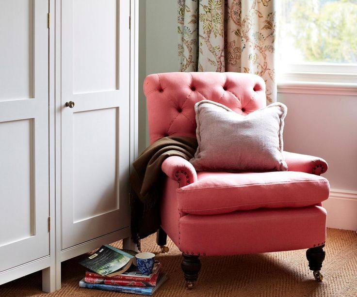 From contemporary leather to upholstered classics, these beautiful, and more importantly, comfortable, armchairs are some of our favourites!
