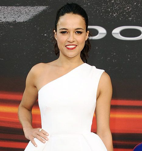 """Michelle Rodriguez on Her Sexuality: """"I've Gone Both Ways"""" - Us Weekly"""