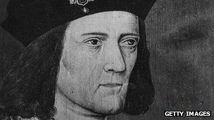 Portrait of Richard III (ruled 1483-1485). His death, aged 32, effectively ended the Wars of the Roses.: England, Richard Iii, Magazines, Portraits, News Stories, Interesting News, Warriors King, Iii Rules, Historical Preserves