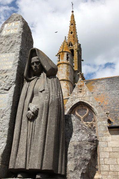 Eglise Saint Nonna à Penmarc'h