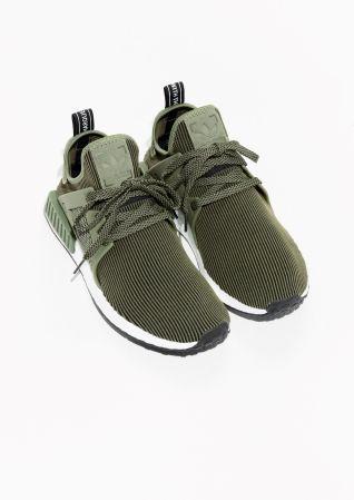 9bb6f1df3ca adidas NMD XR1 PK in khaki green