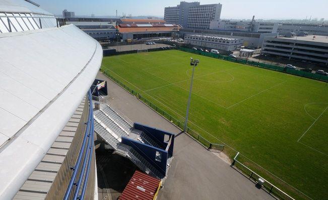 La semaine d'entraînement (du 23 au 29 novembre)    lundi |  huis clos  mardi |  match de Ligue 2 face au Stade Lavallois à 20:00  mercredi |  9:30  jeudi |  huis clos  vendredi |  match de Ligue 2 face au Stade Brestois à 20:00  samedi |  9:30  dimanche |  9:30
