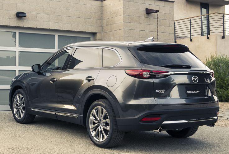 2016 Mazda CX-9 US-spec '2015