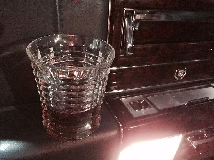 Service vintage: 6 verres à whisky.