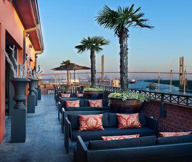 America S Best Outdoor Bars Georgia Savannah