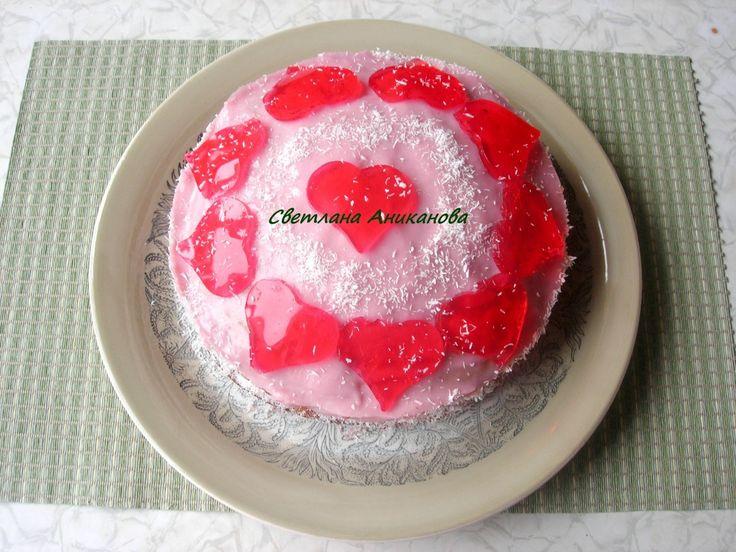 Торт для любимых ко Дню Святого Валентина — это подарок, который сможет позволить себе каждый. Торт к празднику, пожалуй самый традиционный подарок близкому человеку. Уже давно доказано, что самые дор…