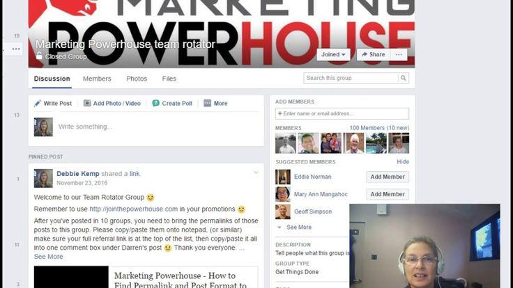 My 100 Day Blitz Day 3 Marketing Powerhouse Marketing Groups