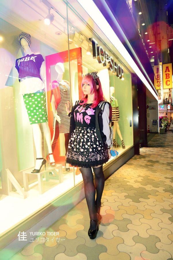 Harajuku Style by YurikoTiger.deviantart.com on @deviantART