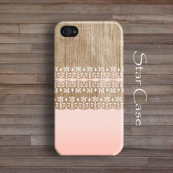 iPhone 4 Case, iPhone 5 Case Floral, iPhone 5s Case, iPhone 4s Case Wood, Wooden Cute iPhone 5 Cover Girly FLowers Christmas Gift for Her on Etsy, $19.99
