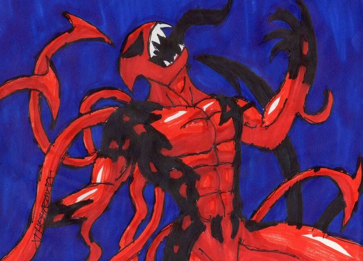 28 best images about Marvel Symbiotes on Pinterest