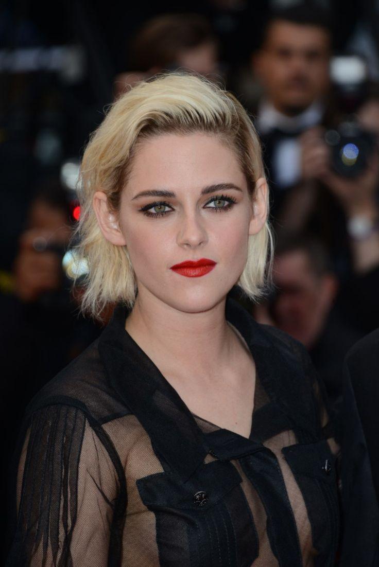 ¿Raíces oscuras? Kristen Stewart soprende con este rubio platino que...
