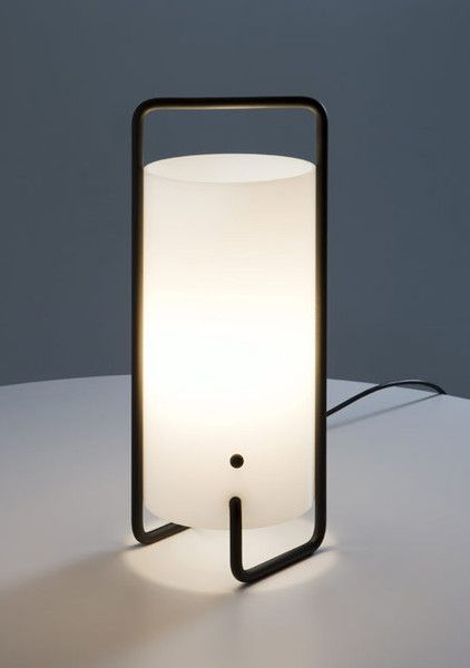 ASA Table Lamp Black