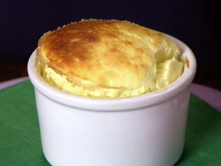 Lemon Souffle Recipe : Anne Burrell : Food Network - FoodNetwork.com