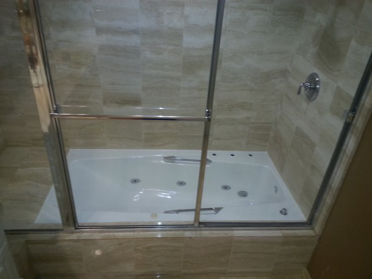 bathtub reglazing done is a great economical solution where full scale remodeling is