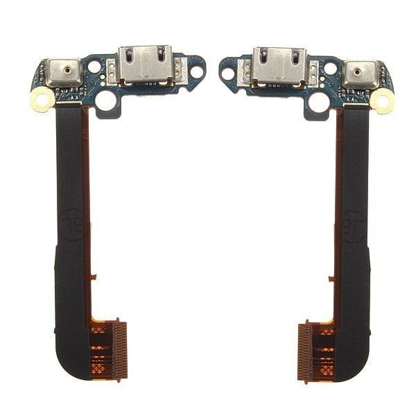 Charger Port USB Dock Connector Flex Cable With Mic For HTC ONE M7