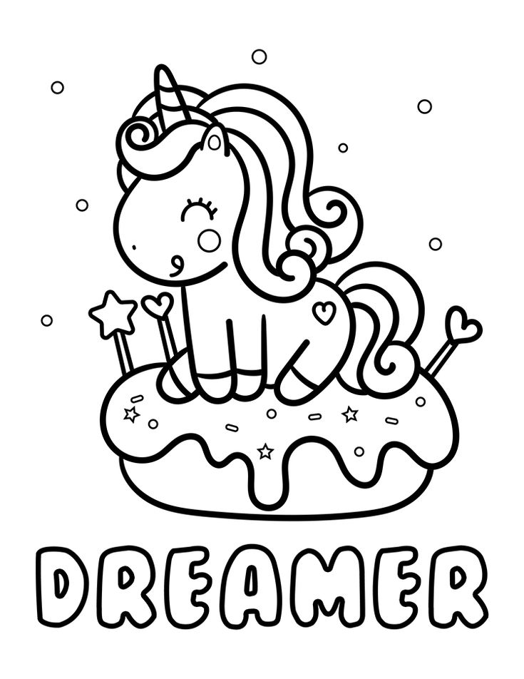 Shop Ebooks and Printables in 2020 | Unicorn coloring ...