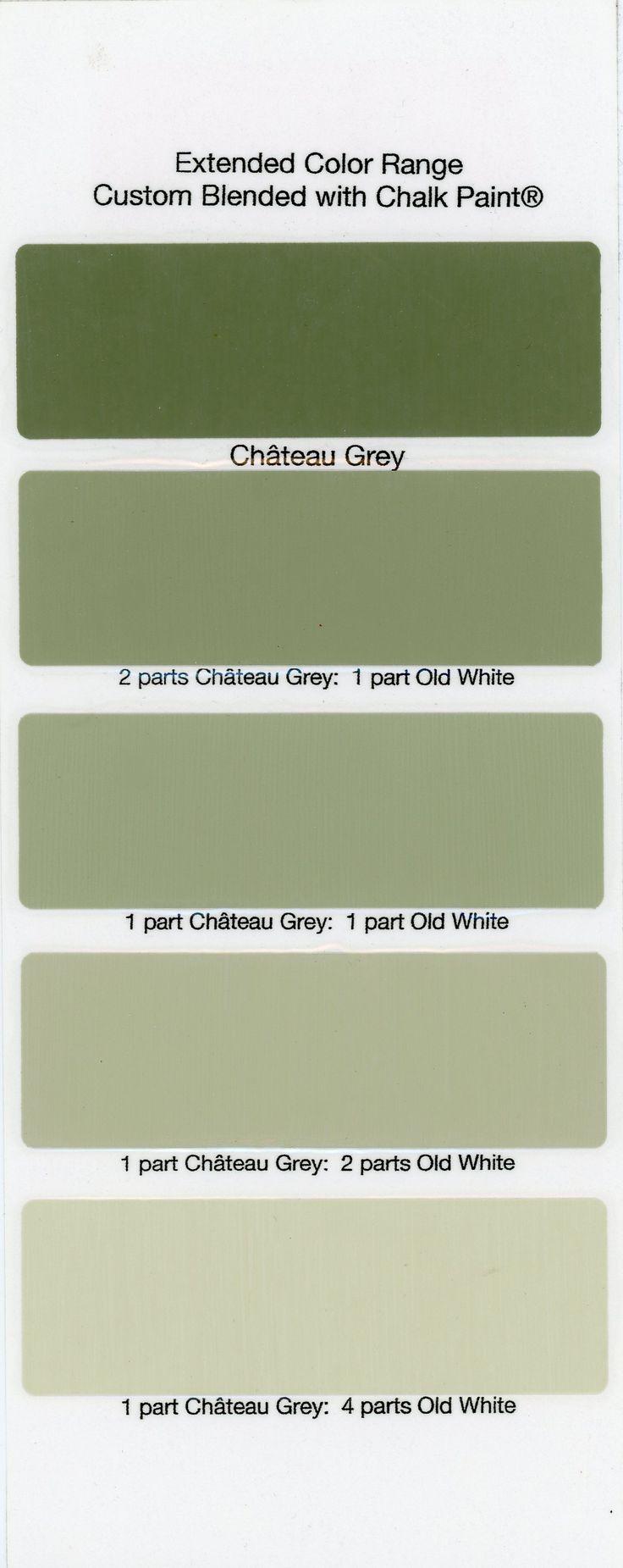 De 20 B Sta Id Erna Om Chalk Paint Colors P Pinterest Annie Sloan Och Griffelf Rg