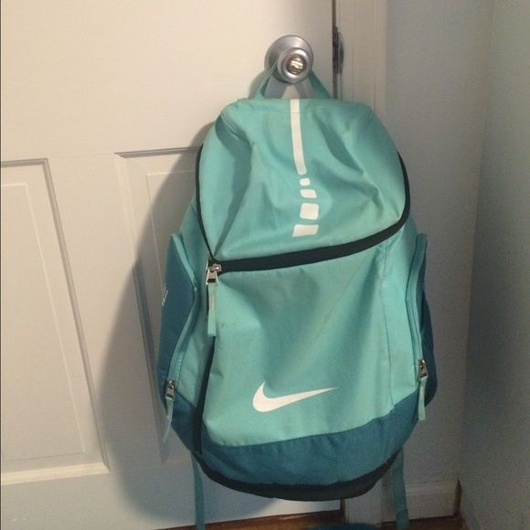 Nike Elite Bag Only used for one season of basketball, so it's in great condition! Not trading Nike Bags