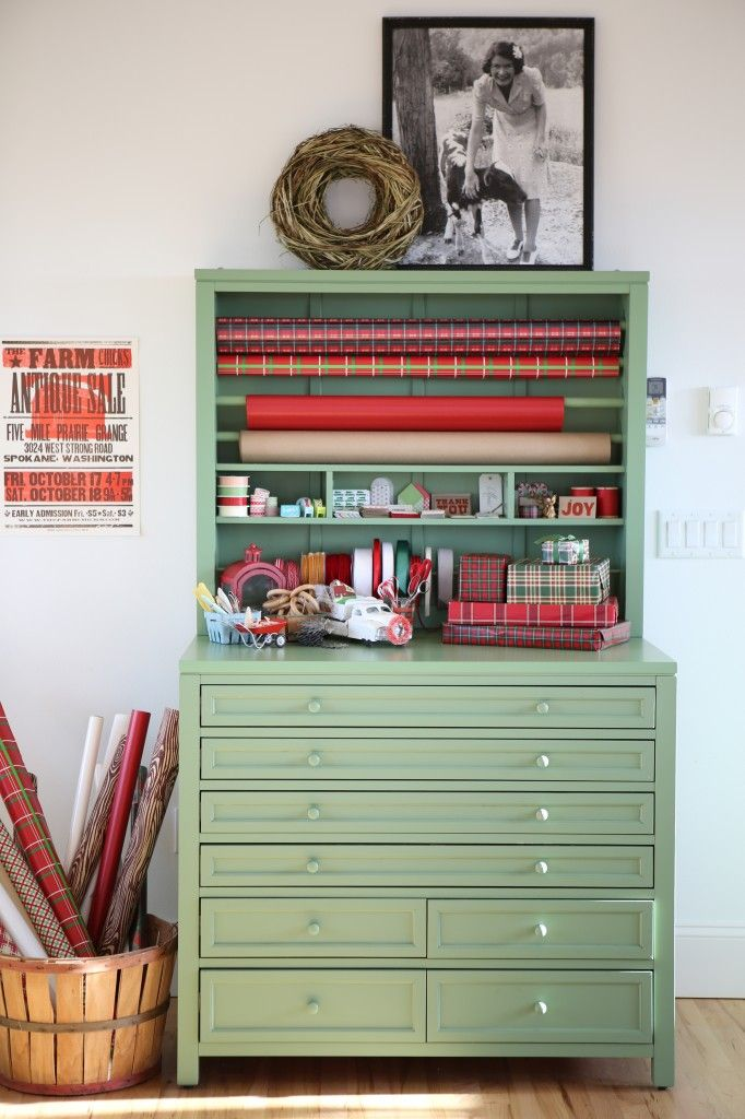 The Wrapping Station - The Farm ChicksThe Farm Chicks Need to do this!