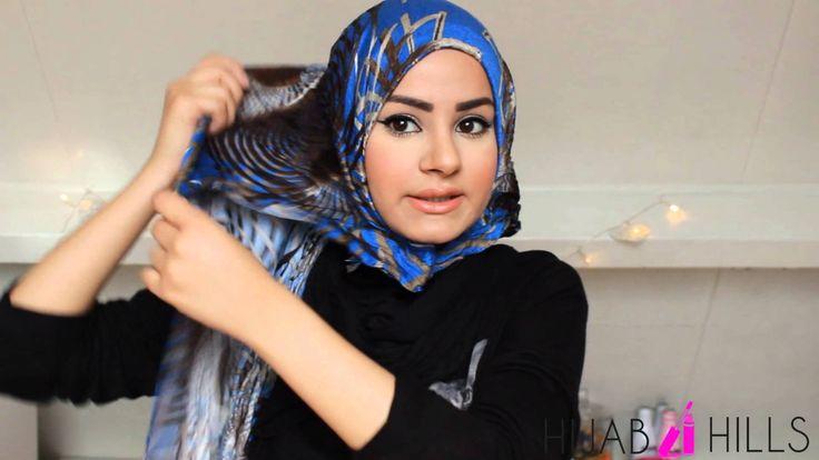 Two Very Simple Hijab Tutorials