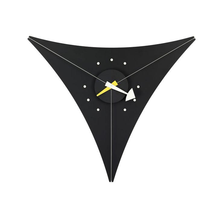Triangle clock by Vitra
