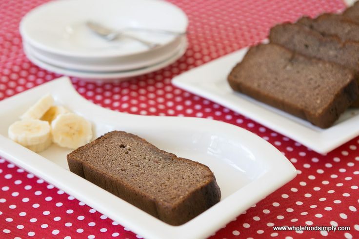 It Makes a Meal - Protein Packed Banana Bread