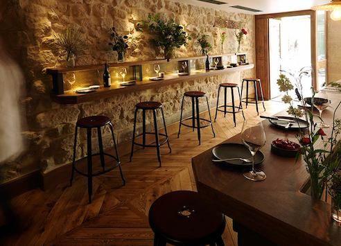 Voir Rue Avec Restaurant Italien En Italie