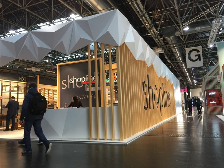 Another great booth at Euroshop #exhibitdesign