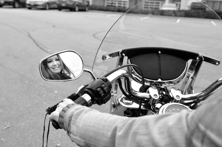 Some women are taking back the road and getting their motorcycle lisence