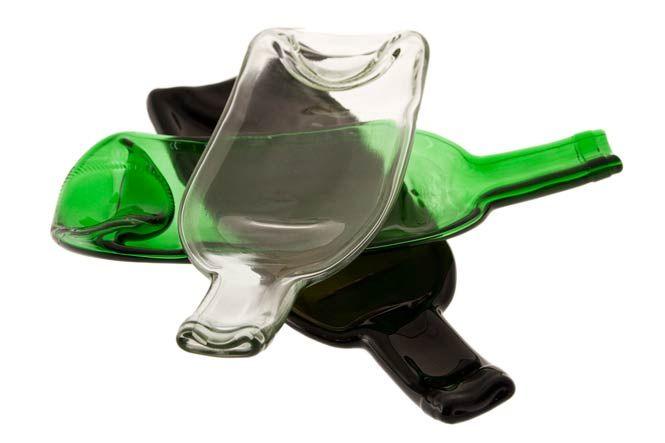 Glasschale - Grosse Welle - Just Bottle #Glasschale Grosse Welle #Glas #design #inspiration #designinspiration #designideas #kreativ #handgemacht #handmade #handcrafted #schweiz #Küche #zuhause #essen #style #trendy #interiordesign #interior #upcycling #recycling