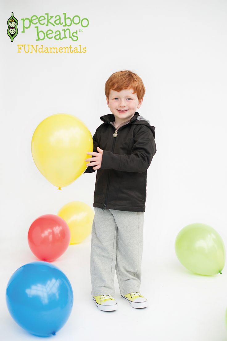 Peekaboo Beans FUNdamentals | Playwear for kids on the grow! | Shop online at www.peekaboobeans.com