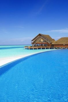 Top 10 Most Romantic Places in the World - The Maldives - See more about traveling at:  http://travel4yourfreedom.worldventures.biz/