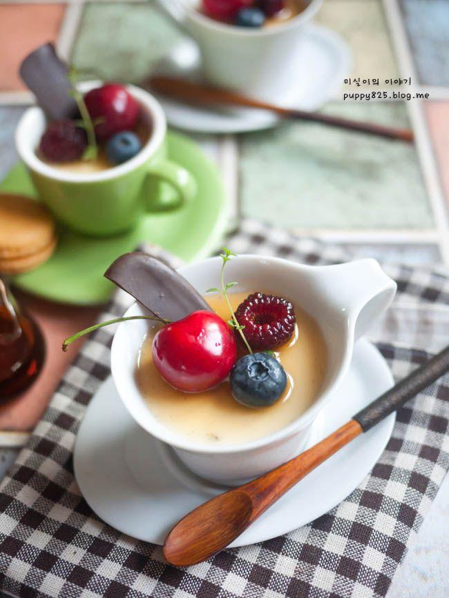 이탈리아 우유푸딩 디저트 ~ 판나코타 : 네이버 블로그