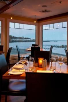Mc Perkins Cove Amazing Waterfront Views And So Delicious Fried Calamari With Peas Raw Food Restaurantsogunquit