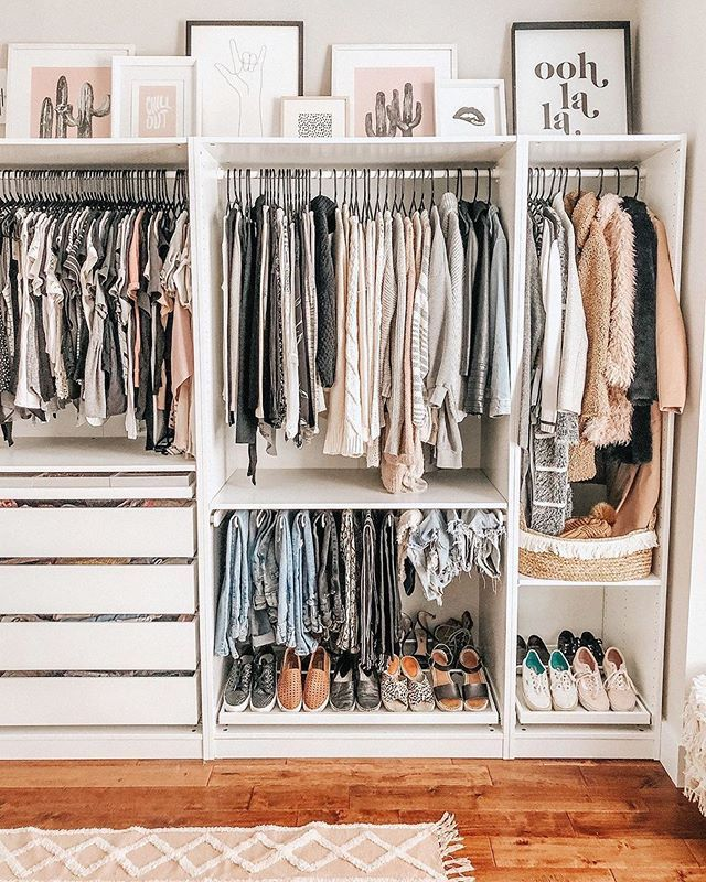 Honey Dew Gifts On Instagram What A Cute Closet Posted Withregram Megthedestroyer Chill Out Watcha In 2020 Closet Planning Closet Organization Make A Closet