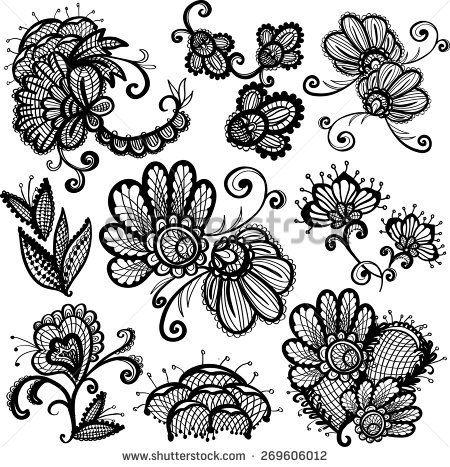 61 Best Lace Images On Pinterest Lace Antique Lace And