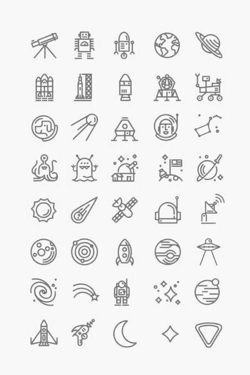 astronomy symbols tattoo - photo #14