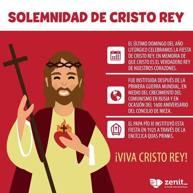 Blog Católico Gotitas Espirituales Qué Es La Solemnidad De Cristo Rey Fiesta De Cristo Rey Oracion A Cristo Cristo