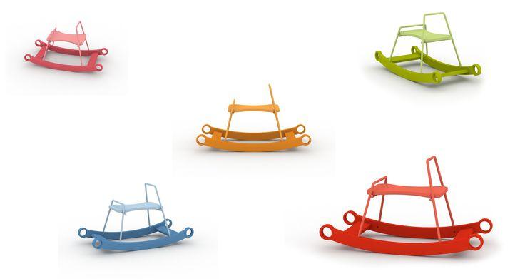 Balancines de colores - Moti www.moti-play.com