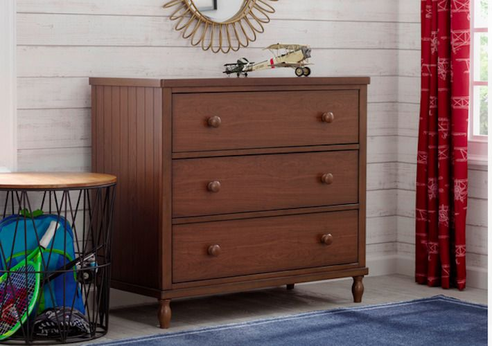 0dcfaffb240c28e91fcc8167f6924b43 - Better Homes & Gardens Leighton Night Stand Rustic Cherry Finish