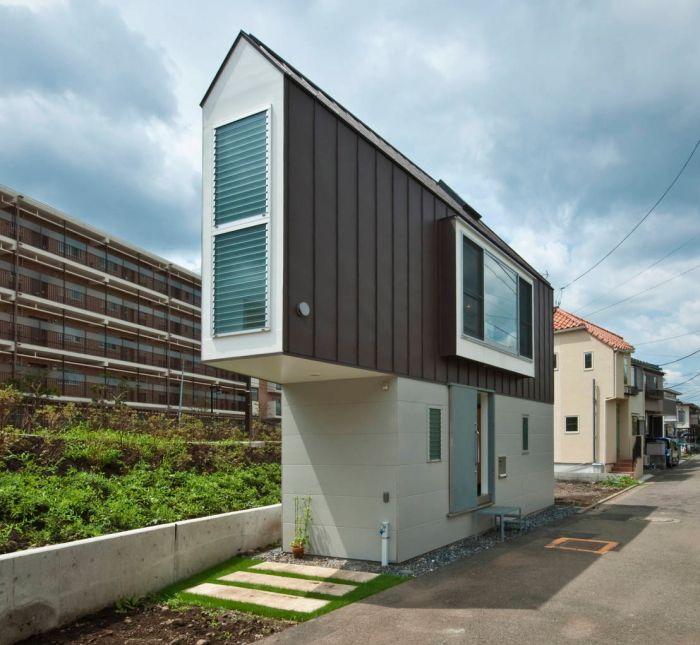 ~ étroit vous dites ? ~ #home #small #japan 川沿いっていうだけでも特別なのに、なにこの細さ、大胆さ。 インテリア・建築のプラットフォーム「homify」で […]