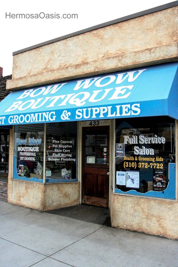 Bow Wow Boutique is located in Hermosa