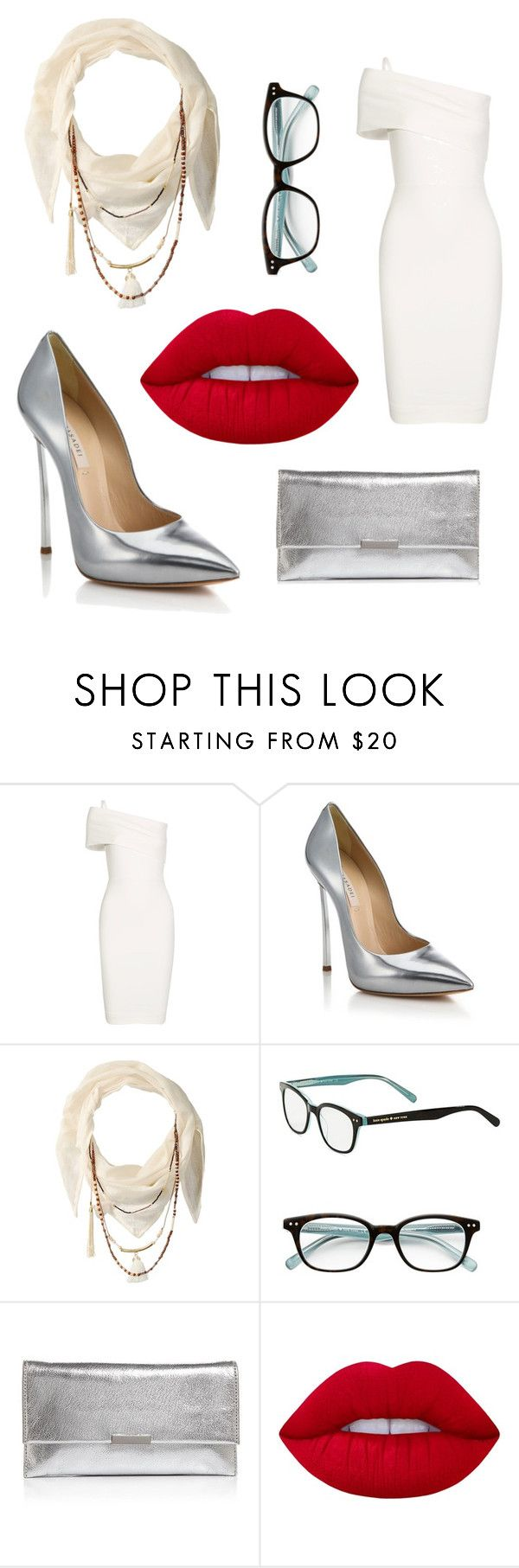 """""""Titles Are Hard"""" by the-wayward-huntress ❤ liked on Polyvore featuring Michelle Mason, Casadei, BCBGeneration, Kate Spade, Loeffler Randall and Lime Crime"""