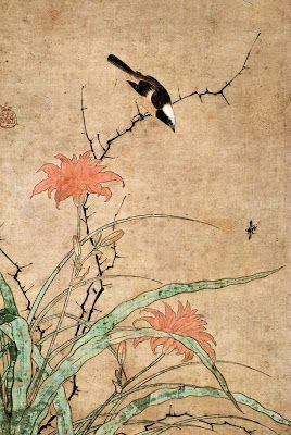 Hasegawa Tohaku - Japanese painter of the Azuchi-Momoyama period (1574–1600) and the founder of the Hasegawa school of painting