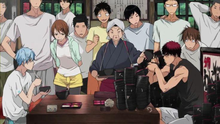 manga kuroko no basket season 3 - Buscar con Google
