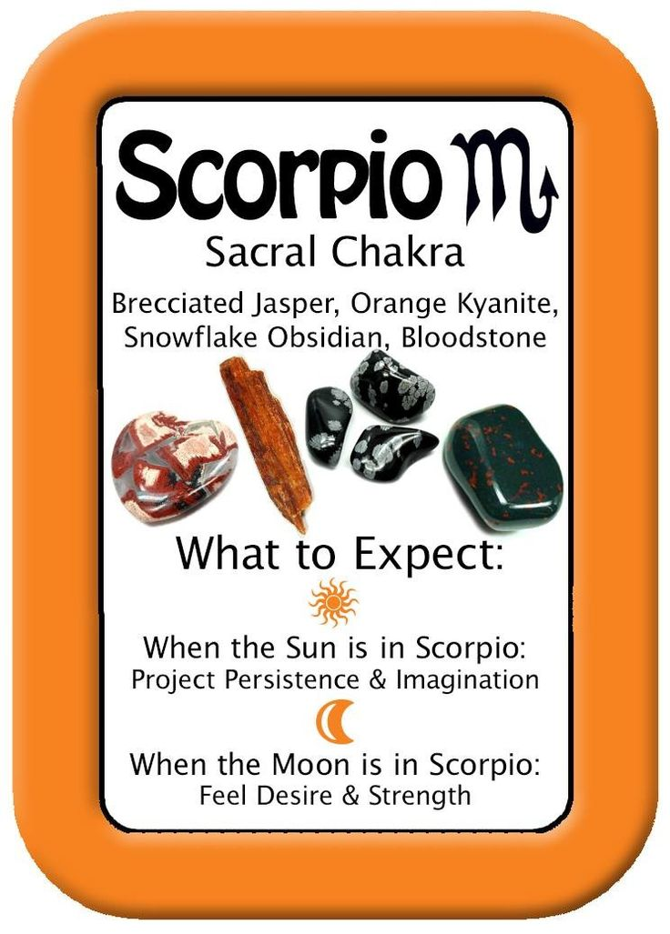 scorpio  - Pinned by The Mystic's Emporium on Etsy