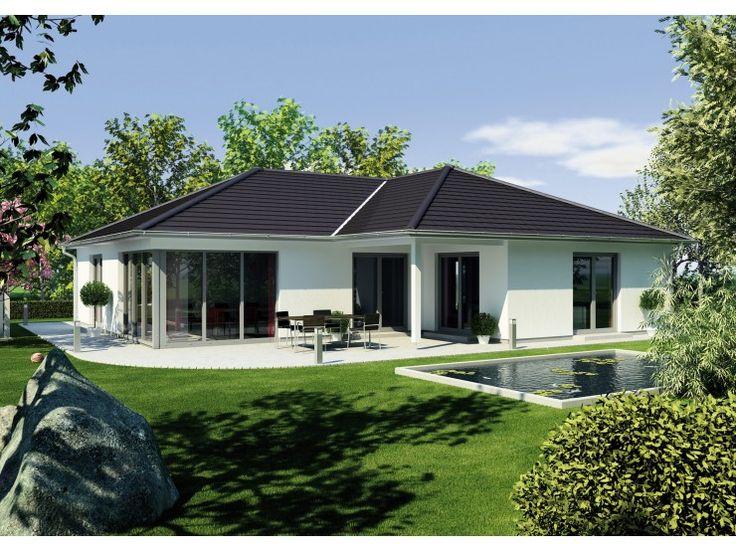 Winkelbungalow 165 einfamilienhaus von heinz von heiden for Einfamilienhaus modern walmdach
